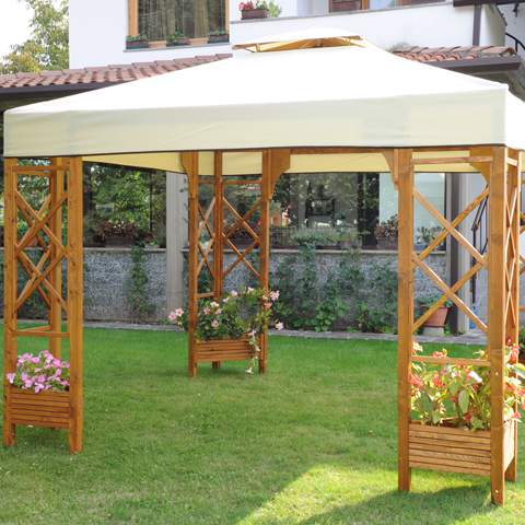 Mobili da giardino in legno pave snc for Ballard progetta mobili da giardino
